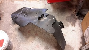 Ducati  Undertray